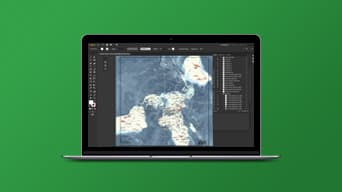 ArcGIS Maps for Adobe Creative Cloud in Adobe Illustrator